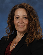 Rebecca Brusuelas-James, associate dean, Finance and Clinical Operations
