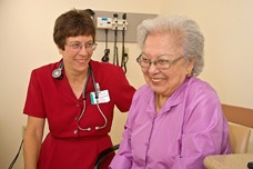 Improving patient care for mature adults