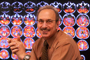Study leader Dr. Steven Potkin, UC Irvine professor of psychiatry & human behavior