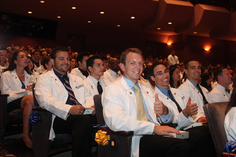UC Irvine School of Medicine Class of 2016