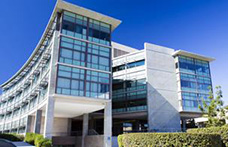 UCI School of Medicine's Medical Education Building