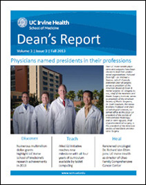 Dean's Report Fall 2013