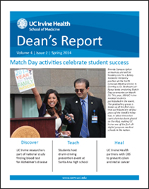 Dean's Report Spring 2014