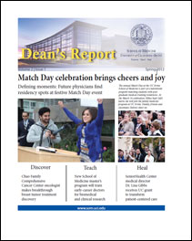 Deans Report Winter 2011