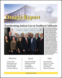 Dean's Report Spring 2013