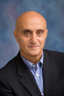 Paolo Sassone-Corsi, director of the UC Irvine School of Medicine's Center for Epigenetics and Metabolism