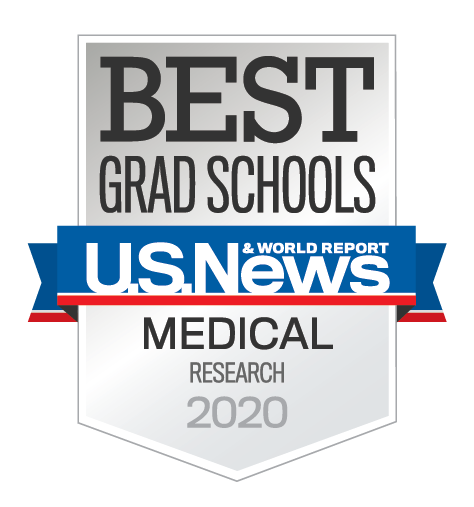 U.S. News & World Report Best Medical School for Research, 2020