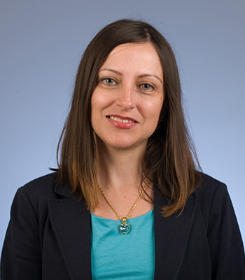 Manuela Raffatellu, UC Irvine School of Medicine associate professor of microbiology and molecular genetics